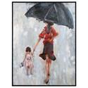 Uttermost Art Splashing Hand Painted Art - Item Number: 38202