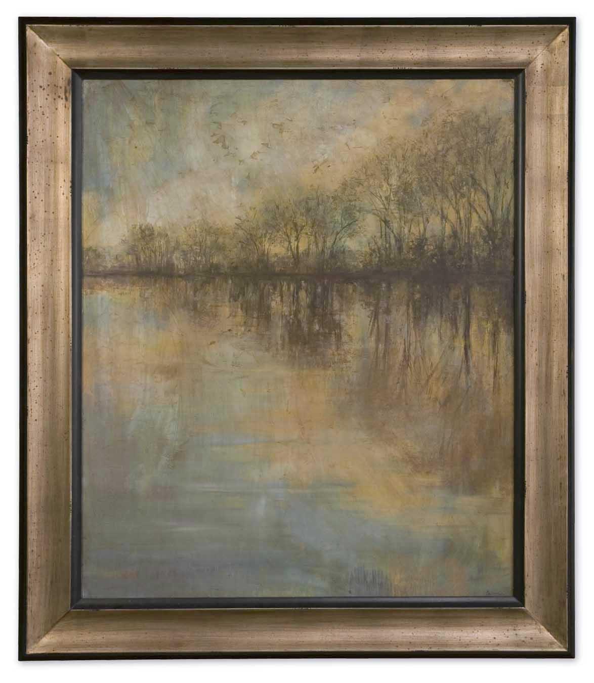 Uttermost Art Winter Glow - Item Number: 41180