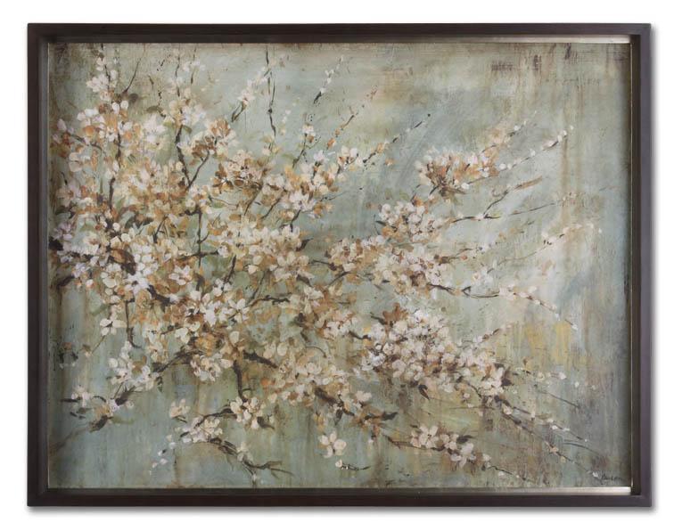 Uttermost Art Blossom Melody - Item Number: 41199