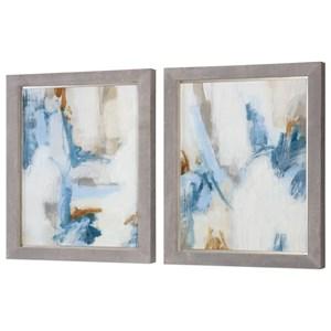 Intermittent Abstract Modern Art Set/2