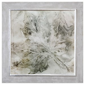 Uttermost Art Contemporary Leaf Modern Print