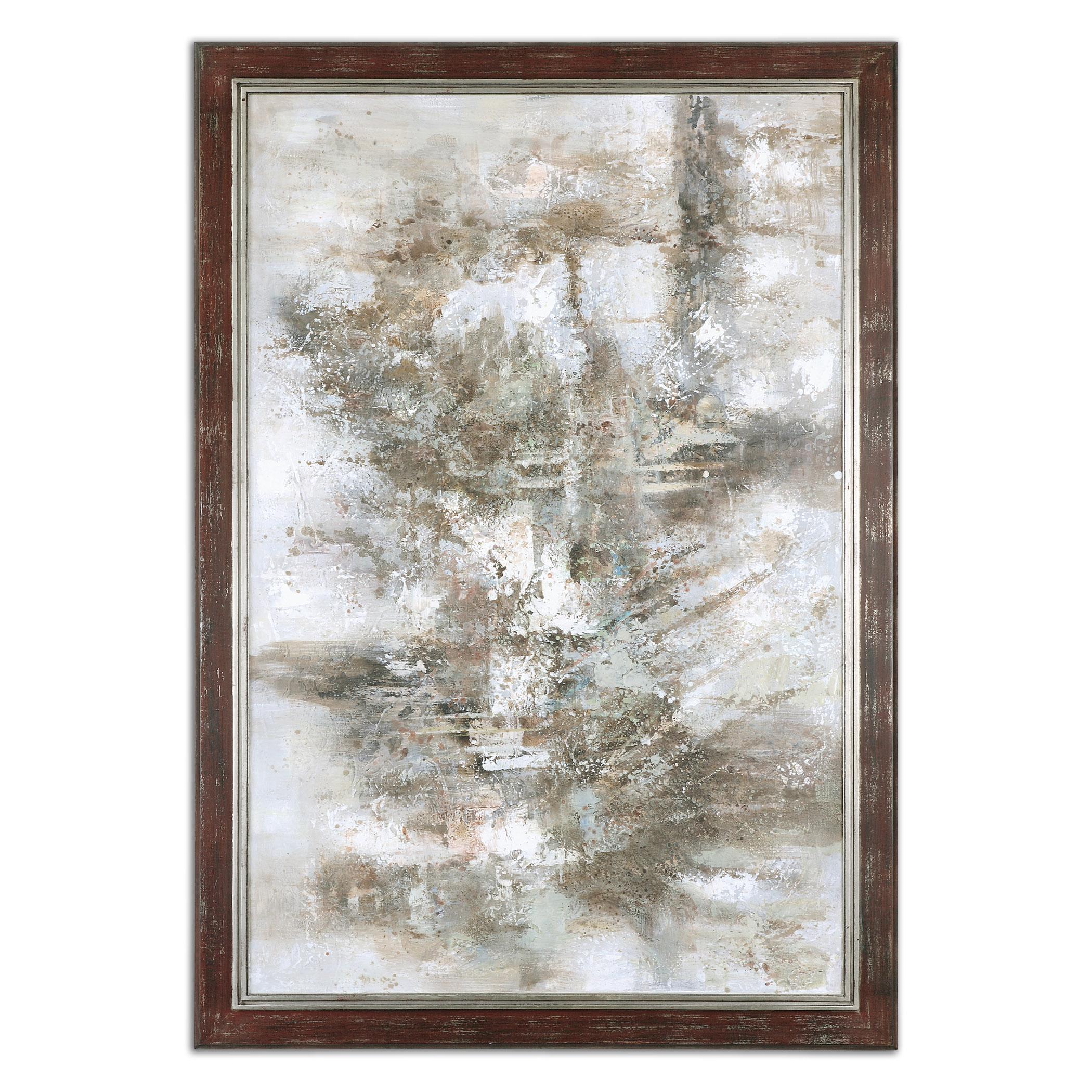 Uttermost Art Dark Expressions Framed Art - Item Number: 41530