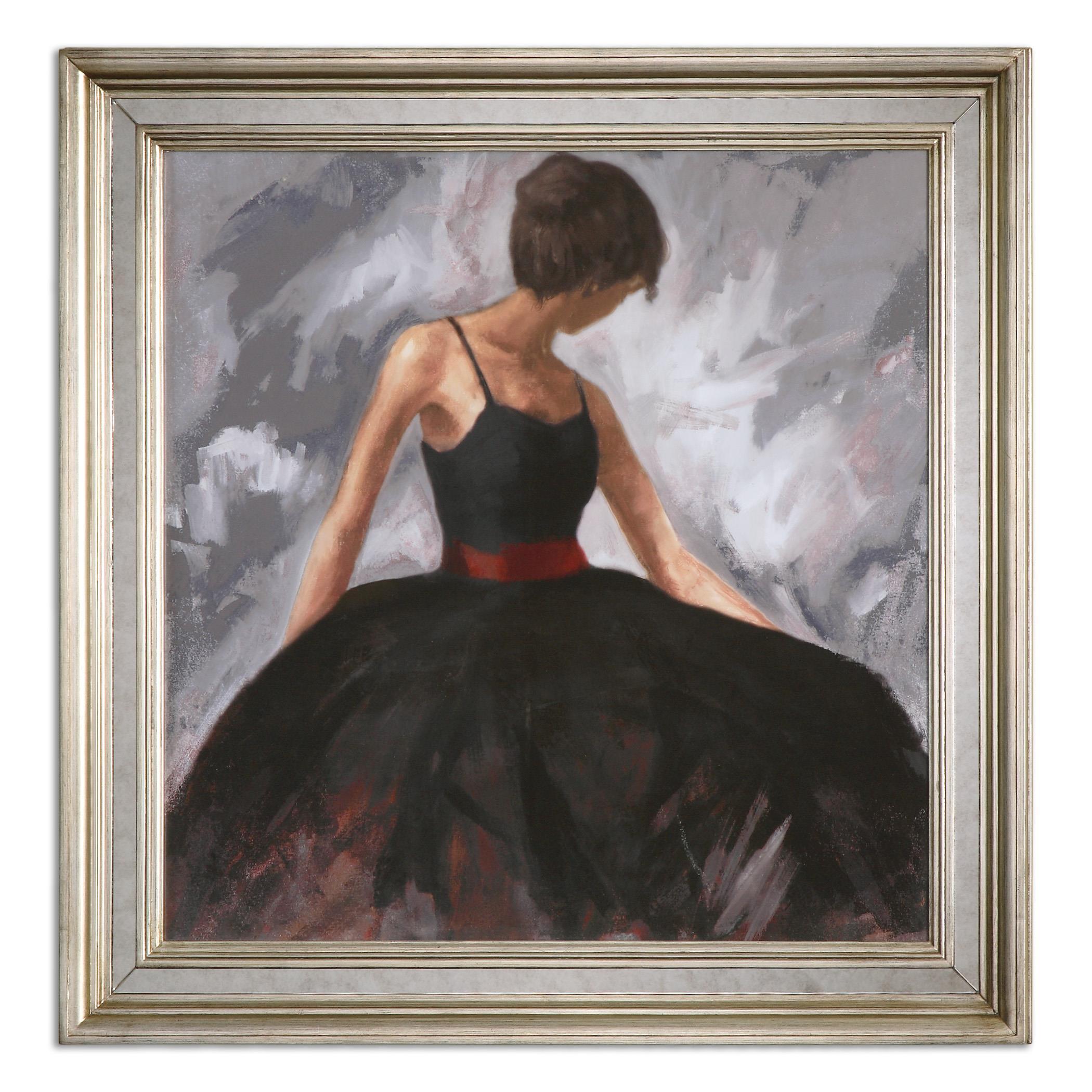 Uttermost Art Evening Out Framed Art - Item Number: 41540
