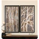 Uttermost Art Twigs Hand Painted Art, S/2