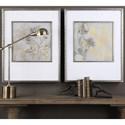 Uttermost Art Shadow Florals (Set of 2)
