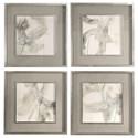 Uttermost Framed Prints Divination Abstract Art, S/4 - Item Number: 41583