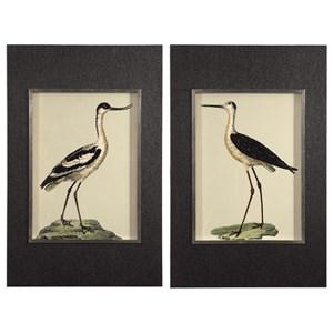 Uttermost Art Birds On The Shore Prints