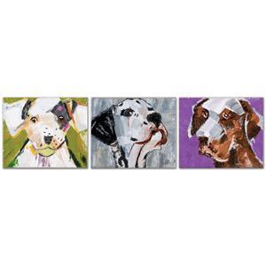 Uttermost Art Three Amigos Canvas Art