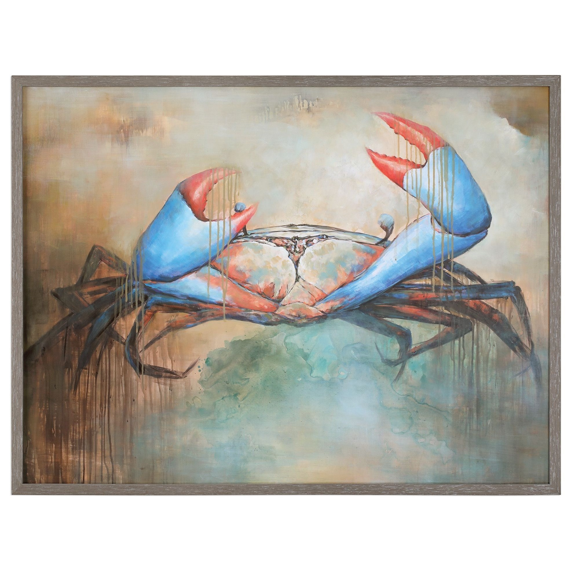 Sam The Crab Art