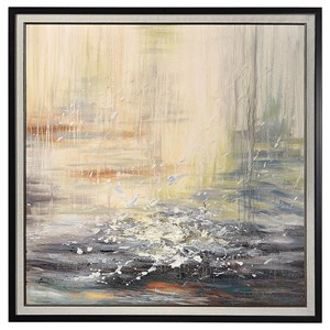 Uttermost Art Squall Abstract Art