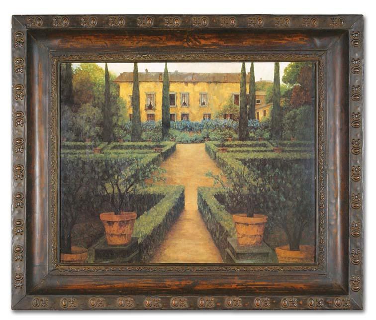 Uttermost Art Garden Manor - Item Number: 50422