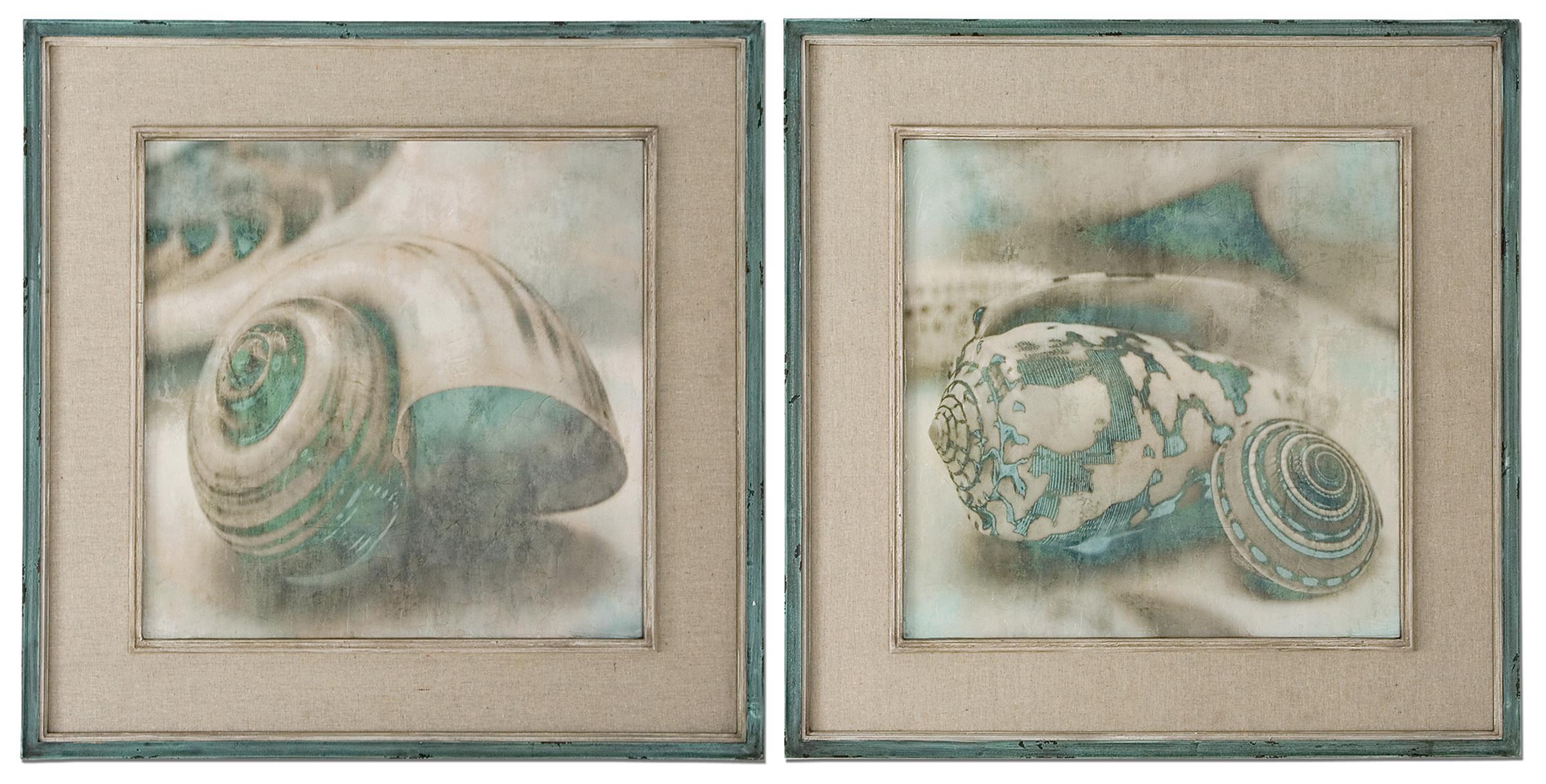 Uttermost Art Coastal Gems - Item Number: 51084