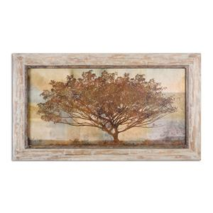 Uttermost Art Autumn Radiance Sepia Framed Art