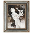Uttermost Art Jazz Sax Art - Item Number: 51109