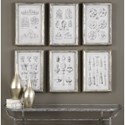 Uttermost Art Architectural Accents (Set of 6)