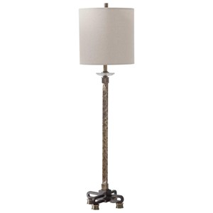 Parnell Industrial Buffet Lamp