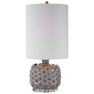Bondi Coastal Buffet Lamp
