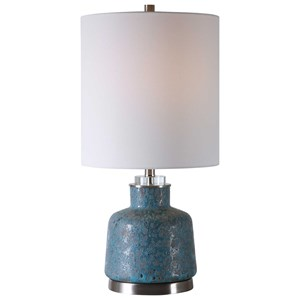 Davao Mottled Buffet Lamp