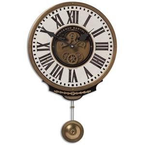 Vincenzo Bartolini Cream Clock