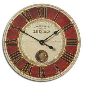 "Uttermost Clocks S.B. Chieron 23"" Clock"