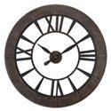 Uttermost Clocks Ronan Wall Clock - Item Number: 06085