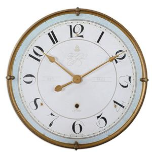 Uttermost Clocks Torriana Wall Clock