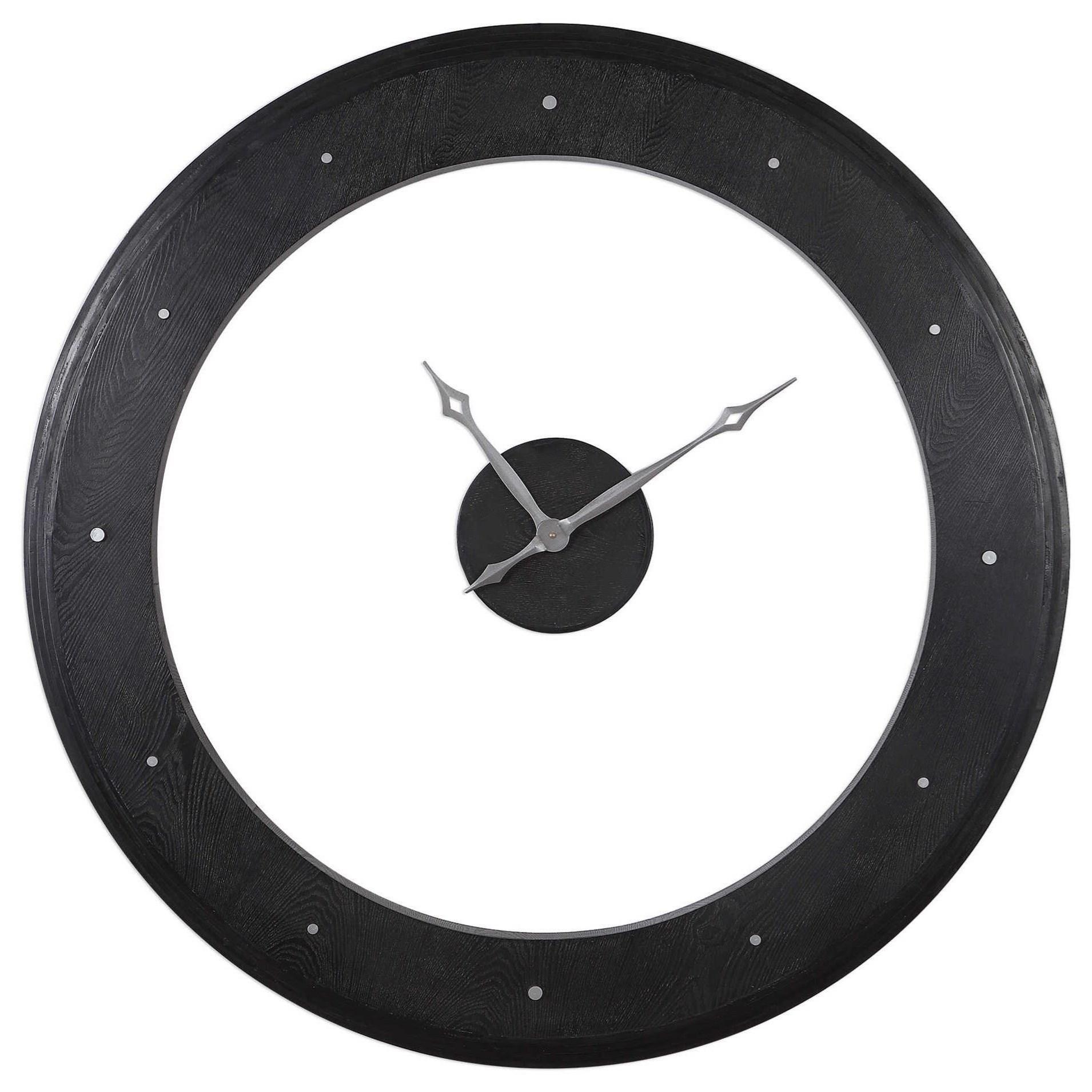 Ramon Wooden Wall Clock
