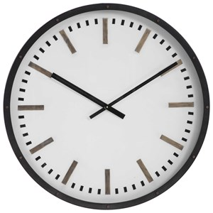 Fleming Large Wall Clock