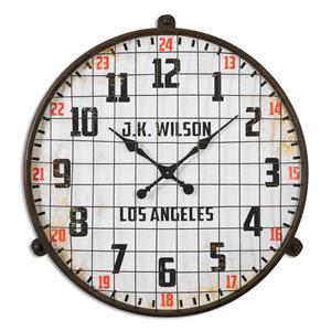 Max Aged Wall Clock