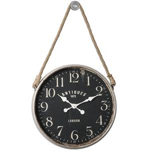 Uttermost Clocks Bartram Wall Clock