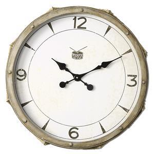 Uttermost Clocks Rope Snare Clock