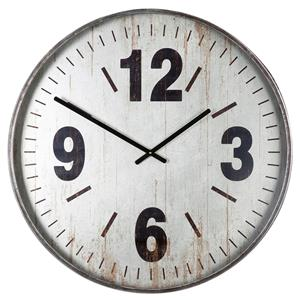 Uttermost Clocks Marino Oversized Wall Clock