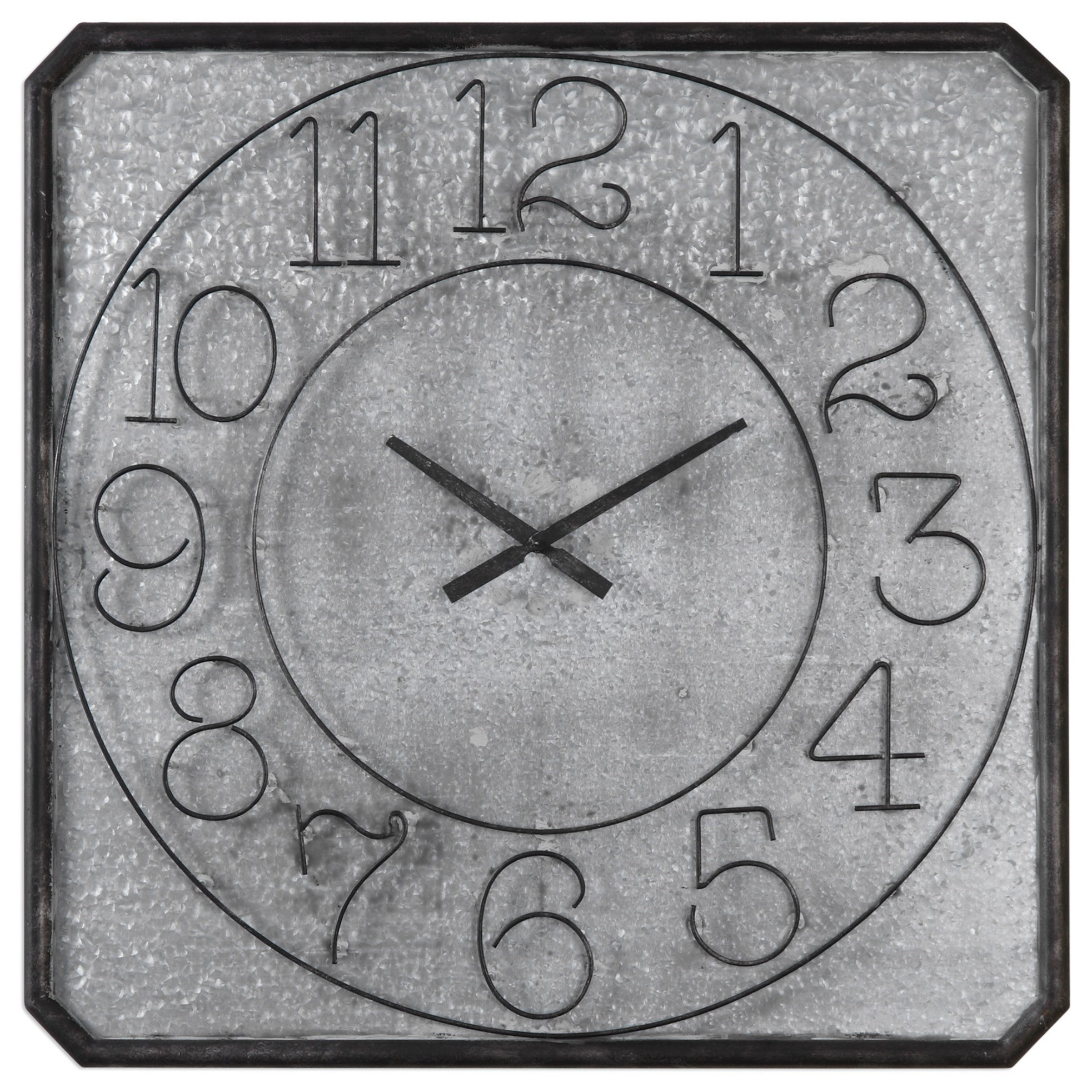 Uttermost Clocks Dominic Clock - Item Number: 06436