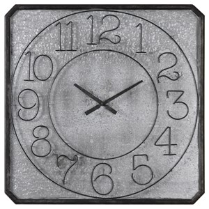 Uttermost Clocks Dominic Clock