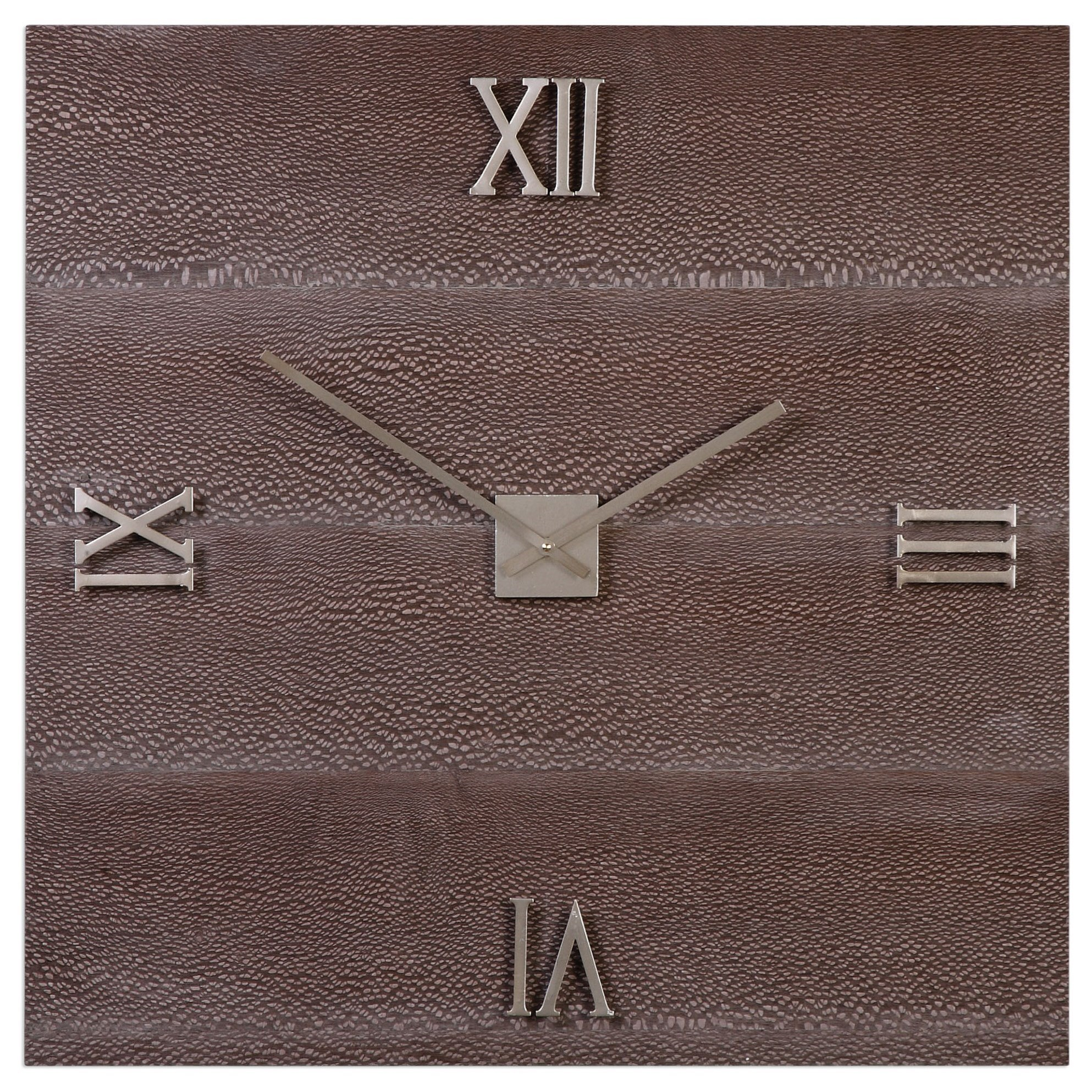 Uttermost Clocks Michaela Clock - Item Number: 06437