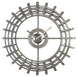 Uttermost Clocks Alphonse Clock