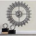 Uttermost Clocks Alphonse Clock