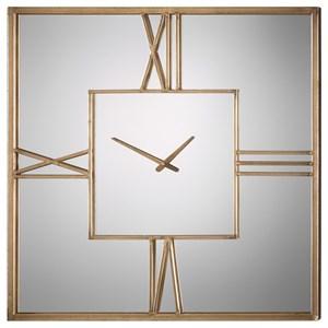 Uttermost Clocks Sebastiano Clock