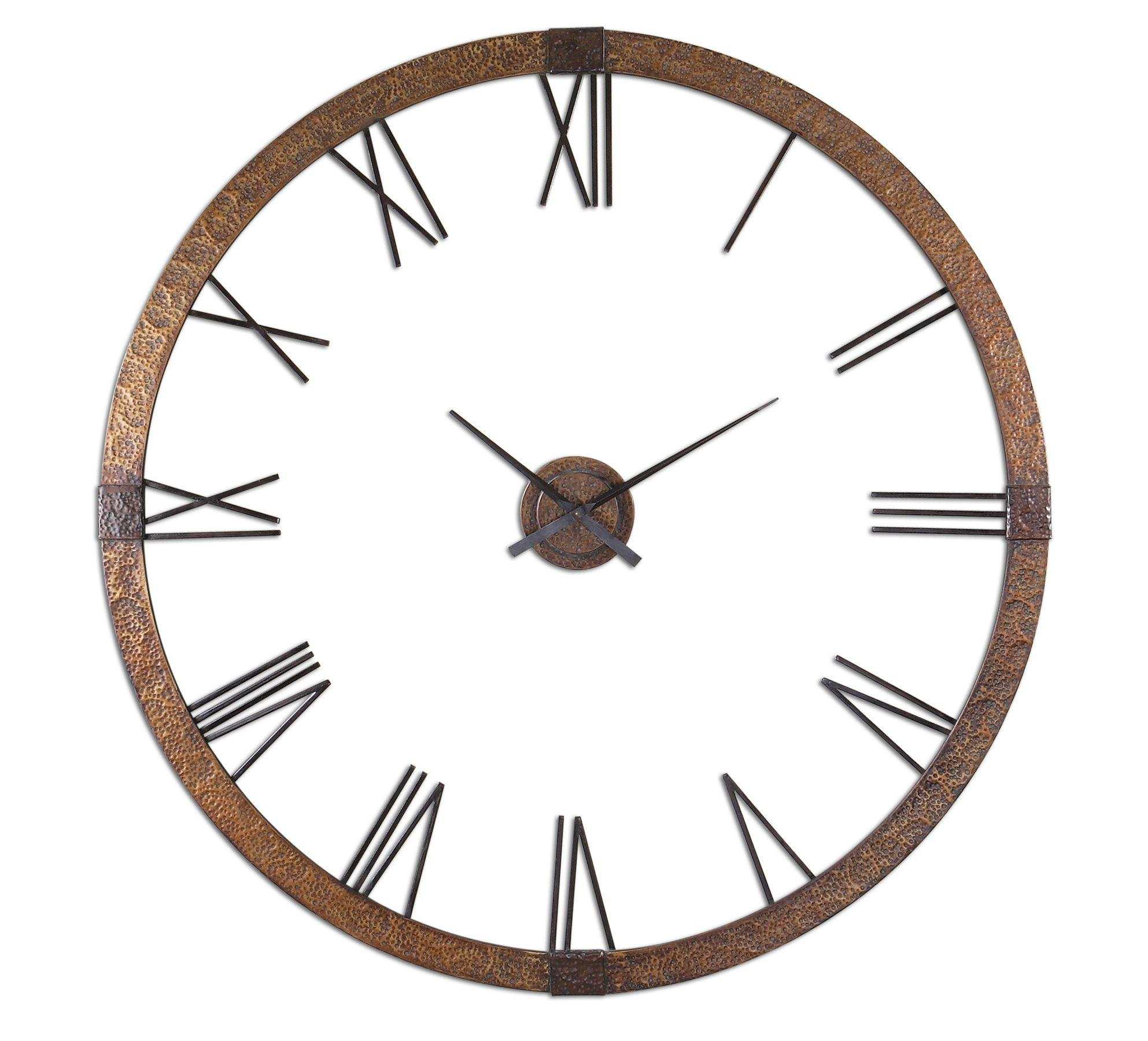 Uttermost Clocks Amarion Clock - Item Number: 06655