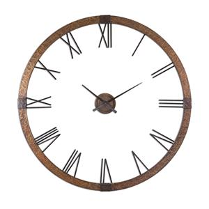 Uttermost Clocks Amarion Clock