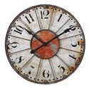 Uttermost Clocks Ellsworth Clock - Item Number: 06664