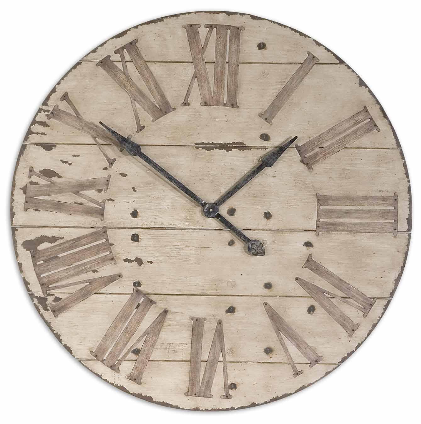 Uttermost Clocks Harrington Clock - Item Number: 06671
