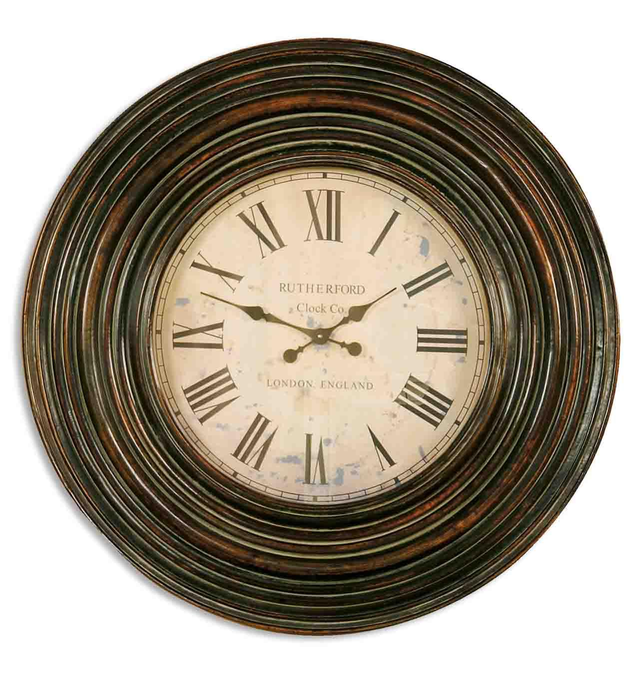 Uttermost Clocks Trudy Clock - Item Number: 06726