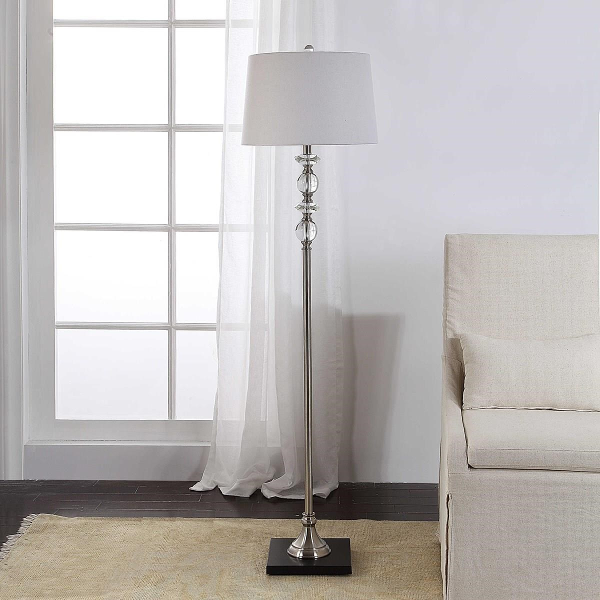 Floor Lamps MARY FLOOR LAMP by Unique at Walker's Furniture