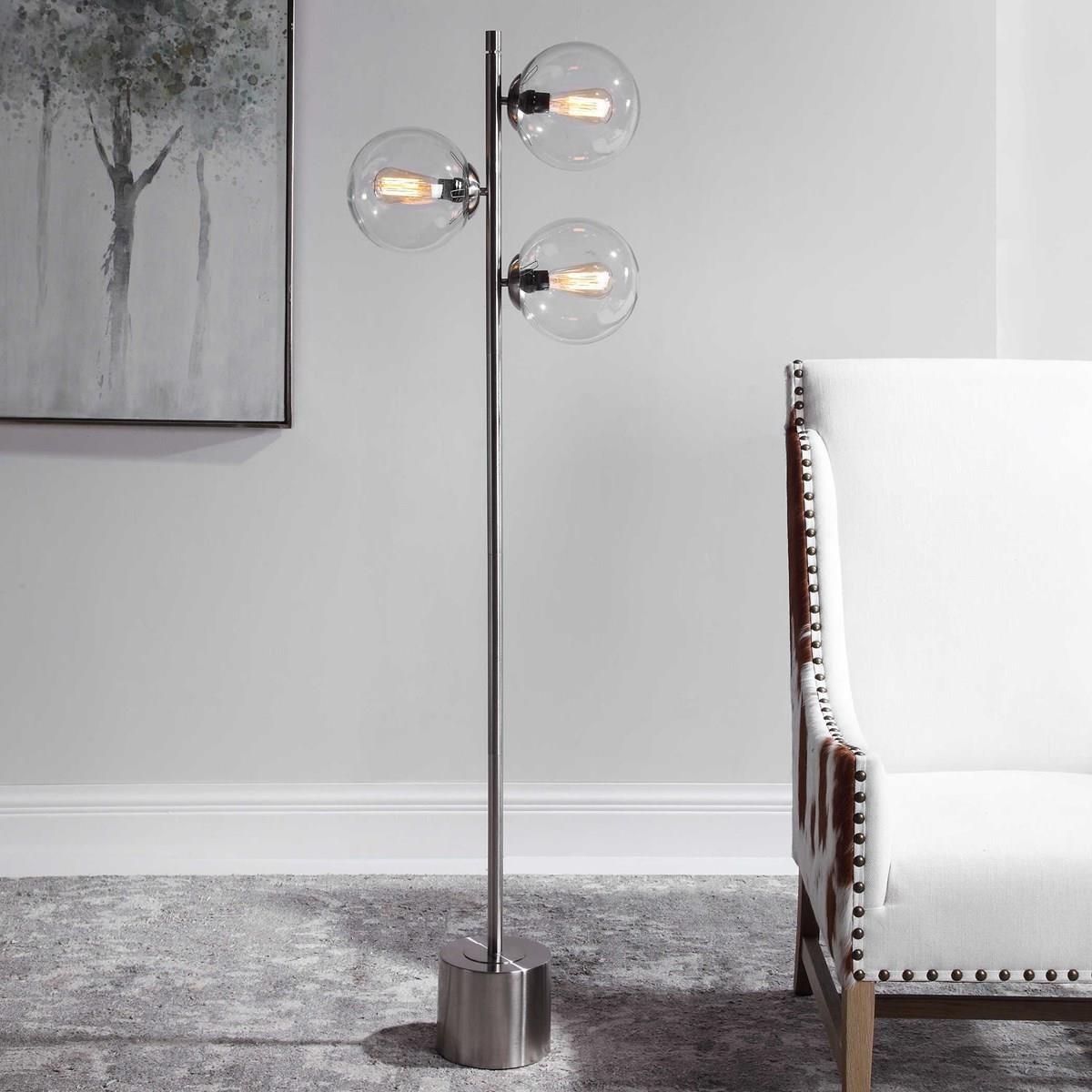Floor Lamps REMI FLOOR LAMP by Unique at Walker's Furniture