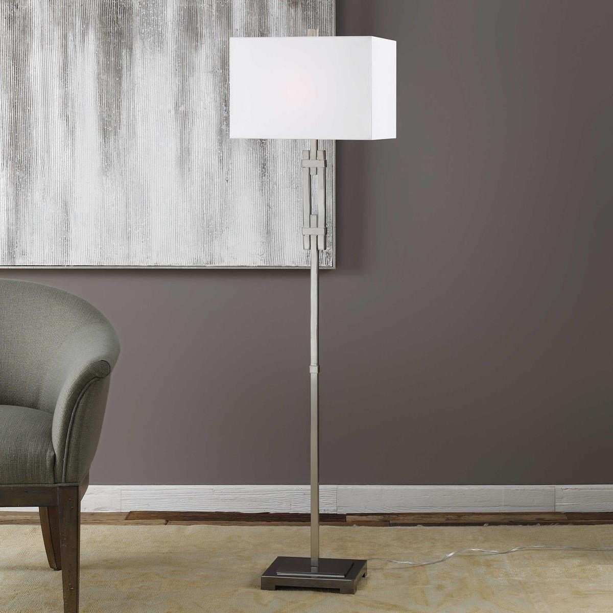 Floor Lamps LEILANI FLOOR LAMP by Unique at Walker's Furniture