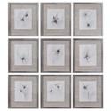 Uttermost Framed Prints Neutral Floral Gestures Prints - Item Number: 33691