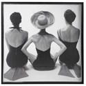 Uttermost Framed Prints Ladies' Swimwear, 1959 Fashion Print - Item Number: 41604