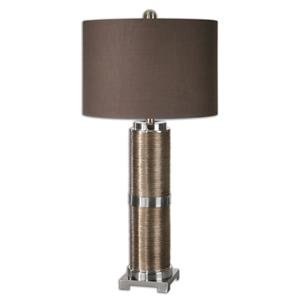 Uttermost Lamps Colobert Copper Bronze Lamp