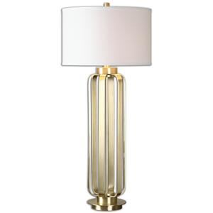 Uttermost Lamps Baronia Gold Table Lamp
